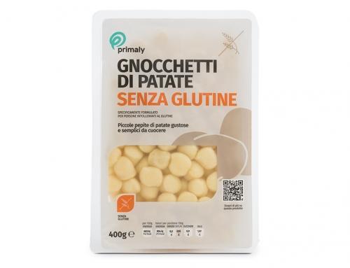 Gnocchetti di Patate Senza Glutine