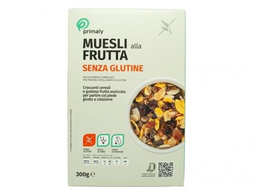 Muesli alla Frutta Senza Glutine