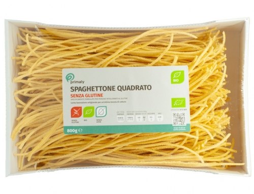 Spaghettone Quadrato Senza Glutine
