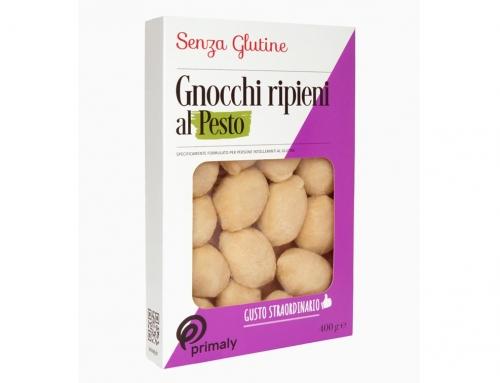 Gnocchi ripieni con Pesto Senza Glutine