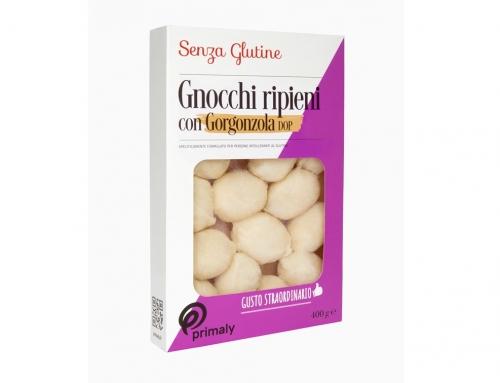 Gnocchi ripieni con Gorgonzola Senza Glutine